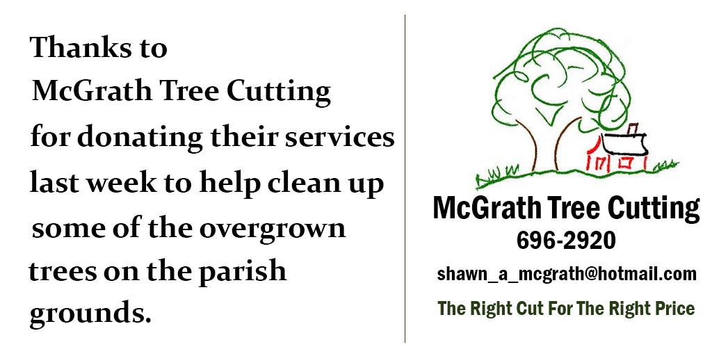 McGrath Thank You