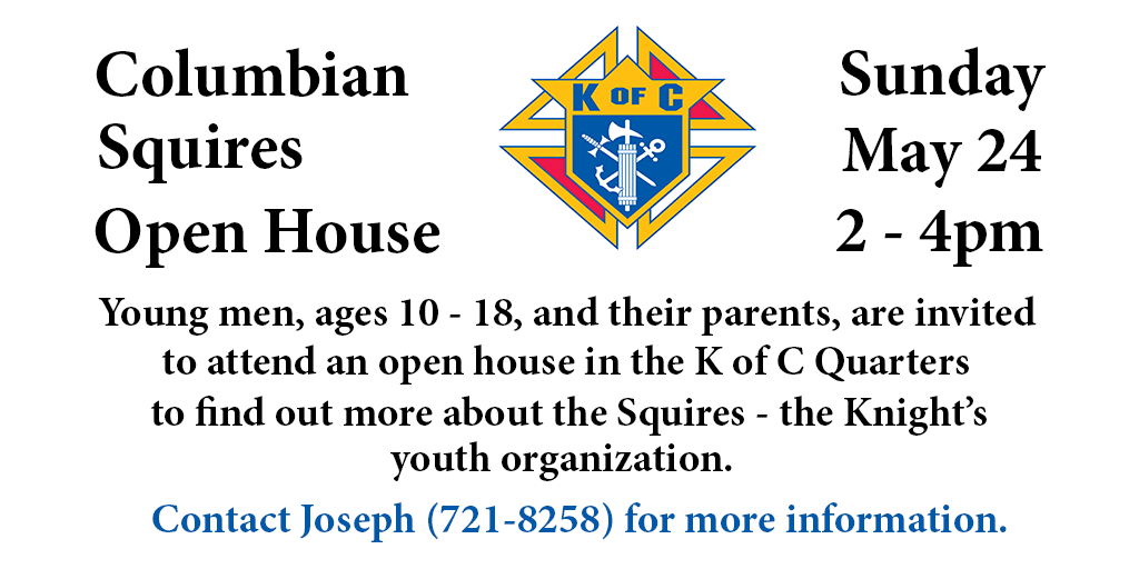 Squires Open House