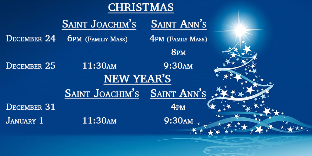 christmas-schedule